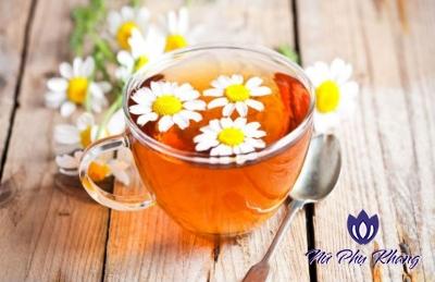 Bí quyết chữa nấm âm đạo bằng trà hoa cúc không thể đơn giản hơn