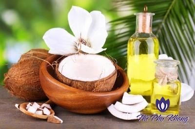 Bí quyết chữa nấm âm đạo bằng dầu dừa