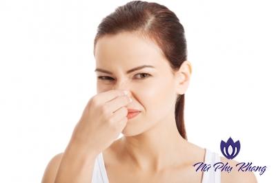 """Bắt bệnh phụ khoa từ… """"mùi"""" vùng kín"""