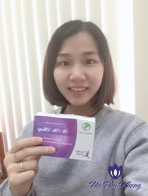 Đánh giá về công dụng điều hòa kinh nguyệt của sản phẩm Nữ Phụ Khang