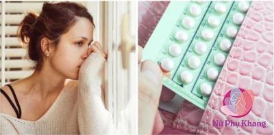 Bị rong kinh do uống thuốc tránh thai hàng ngày phải làm sao?